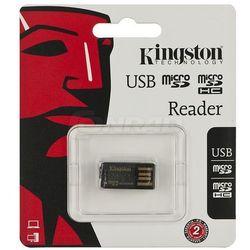 Czytnik kart Kingstone FCR-MRG2, USB 2.0, micro-SDHC, micro-SD