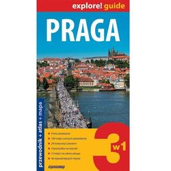 Praga. Przewodnik + Atlas + Mapa (opr. miękka)
