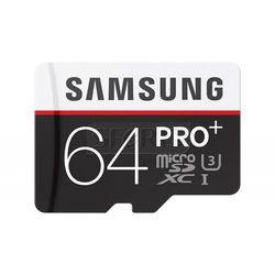 Karta pamięci Samsung Micro SD z adapterem PRO+ R95/W90 64GB - MB-MD64DA/EU
