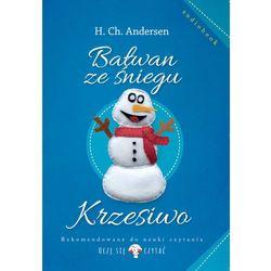 Bałwan ze śniegu Krzesiwo z płytą CD