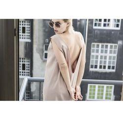 Sukienka oversize w kształcie litery A