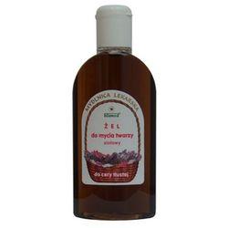 FITOMED Żel do mycia twarzy ziołowy cera tłusta Mydlnica lekarska 200ml