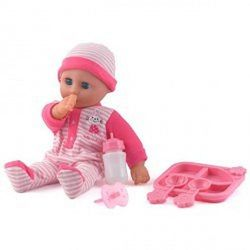 Interaktywna lalka bobas 30 cm