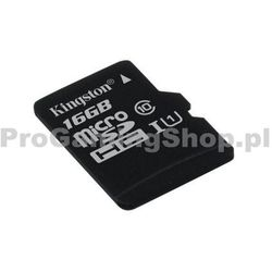 Kingston Micro SDHC 16 GB | Klasa 10