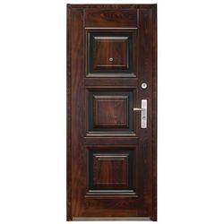 Drzwi wejściowe Quadrat 90 lewe Evolution Doors