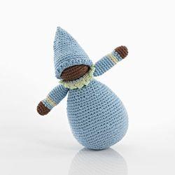 Grzechotka Pixie kula niebieska