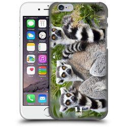 Etui plastikowe na telefon - Znane Zwierzęta Lemury