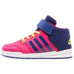 adidas Performance JAN BS 2 Tenisówki i Trampki wysokie bold pink/unity ink/white
