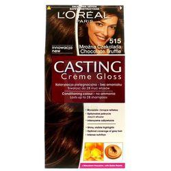 Loreal Paris Casting Creme Gloss Farba do włosów bez amoniaku Mroźna Czekolada nr 515