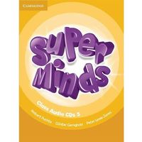 Super minds 5 Class Audio CDs