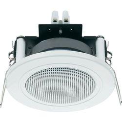 Głośnik do zabudowy Monacor SPE-82/WS, 87 dB, Moc RMS: 6 W, Impedancja: 4 Ohm, f3 - 20000 Hz 200 Hz (Częstotliwość rezonansowa), Kolor: Biały