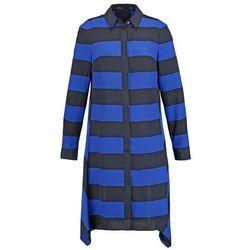 Karen Millen Sukienka koszulowa blue/multi