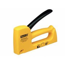 RAPID Zszywacz pistoletowy R13, żółty