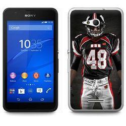 Foto Case - Sony Xperia E4g - etui na telefon - sportowiec