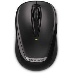 Microsoft 3000v2 Wireless Mobile Mouse czarna