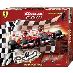 TOR WYŚCIGOWY CARRERA GO!!! RED VICTORY 62339 62339 - prawie 2000 punktów odbioru - Paczkomaty, Stacje Orlen