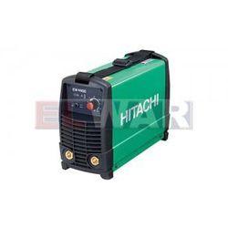 HITACHI EW4400 NA JEDNOFAZOWA SPAWARKA INVERTOROWA 200A, 220-240V, elektroda 1,6-5,0 + szlifierka gratis G23ST WA