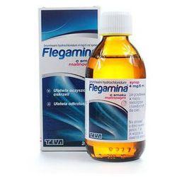 Flegamina 4mg/5ml syrop smak malinowy 200ml