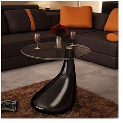 Nowoczesny stolik do salonu. Zapisz się do naszego Newslettera i odbierz voucher 20 PLN na zakupy w VidaXL!