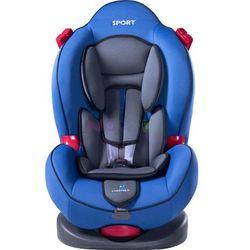 Fotelik samochodowy Sport Classic 9-25kg Caretero (niebieski)