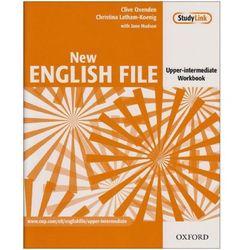 English File NEW Upper-Inter WB CD Gratis+K OXFORD - Clive Oxenden, Christina Latham-Koenig, Paul Selig (opr. miękka)