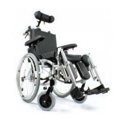 Wózek inwalidzki specjalny stabilizujący plecy i głowę RECLINER EXTRA VITEA CARE VCWK702