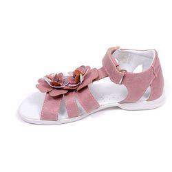 Sandały dziecięce Kornecki 04124 lila