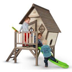 SUNNY Dziecięcy domek - w lesie XL ze zjeżdżalnią Darmowa wysyłka i zwroty