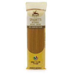 Makaron razowy Spaghetti (semolina) BIO 6x500g