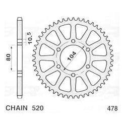 JR ZĘBATKA 478 40 POLARIS (147840JT) 47840JR