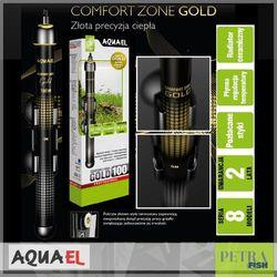 AQUAEL Grzałka Comfort Zone Gold - AQn 75W Gold