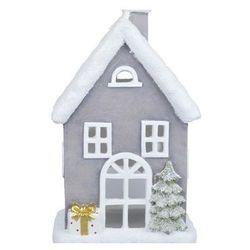Dekoracja świąteczna domek