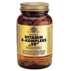 Formula witamin B-komplex 50, kaps., 50 szt
