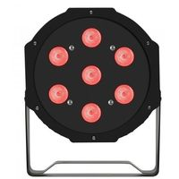 Party Light FRACTAL Lights Par LED 7 x 9 W