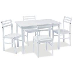 Stół SIGNAL TROMSO + 4 Krzesła