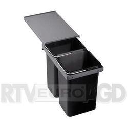Sortownik odpadów, kosz na śmieci, podwójny BLANCO FLEXON 30/2 (516596)