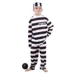Więzień 7-9 Lat, przebrania / kostiumy dla dzieci, odgrywanie ról