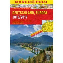 MARCO POLO Reiseatlas Deutschland 2016/2017