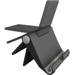 Uniwersalny uchwyt do tabletu / iPada i smartfona, Renkforce, czarny renkforce 29215c23a