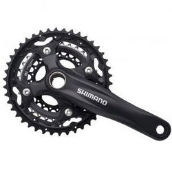 Mechanizm korbowy Shimano Deore 175mm FC-M552 42/32/24T