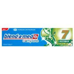 Pasta do zębów Blend-A-Med Complete 7 plus Mouthwash Herbal 100 ml