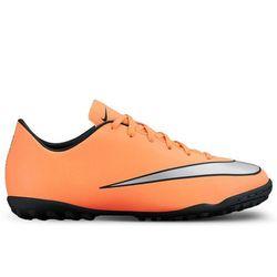 Buty Nike Jr Mercurial Victory V Tf pomarańczowe 651641-803