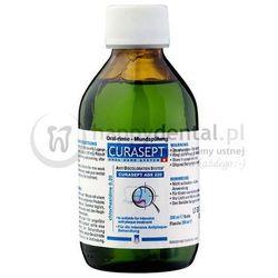 CURASEPT ADS 220 200ml - płyn do płukania jamy ustnej z chlorheksydyną 0.20%