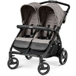 PEG-PEREGO Wózek Book For Two Mod Beige