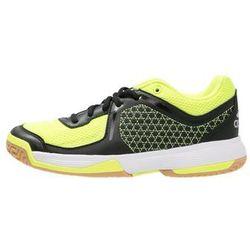 adidas Performance COUNTERBLAST 3 Obuwie do siatkówki solar yellow/silver metallic/core black