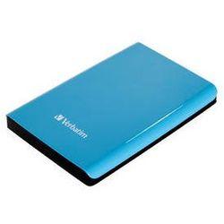 Zewnętrzny dysk twardy Verbatim Store 'n' Go 500GB (53172) Niebieski