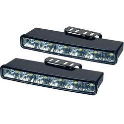Zestaw lamp samochodowych do jazdy dziennej LED Devil Eyes 610763, 12/24 V