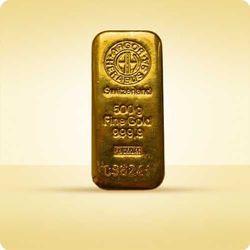 500 g Sztabka złota