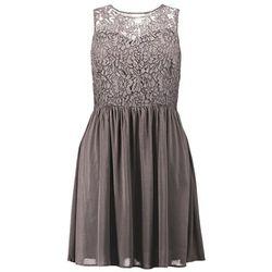 Junarose JRSPRING Sukienka letnia pewter