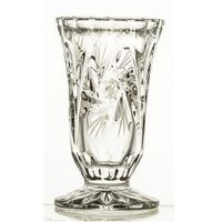 Wazon kryształowy wazonik na kwiaty -0676